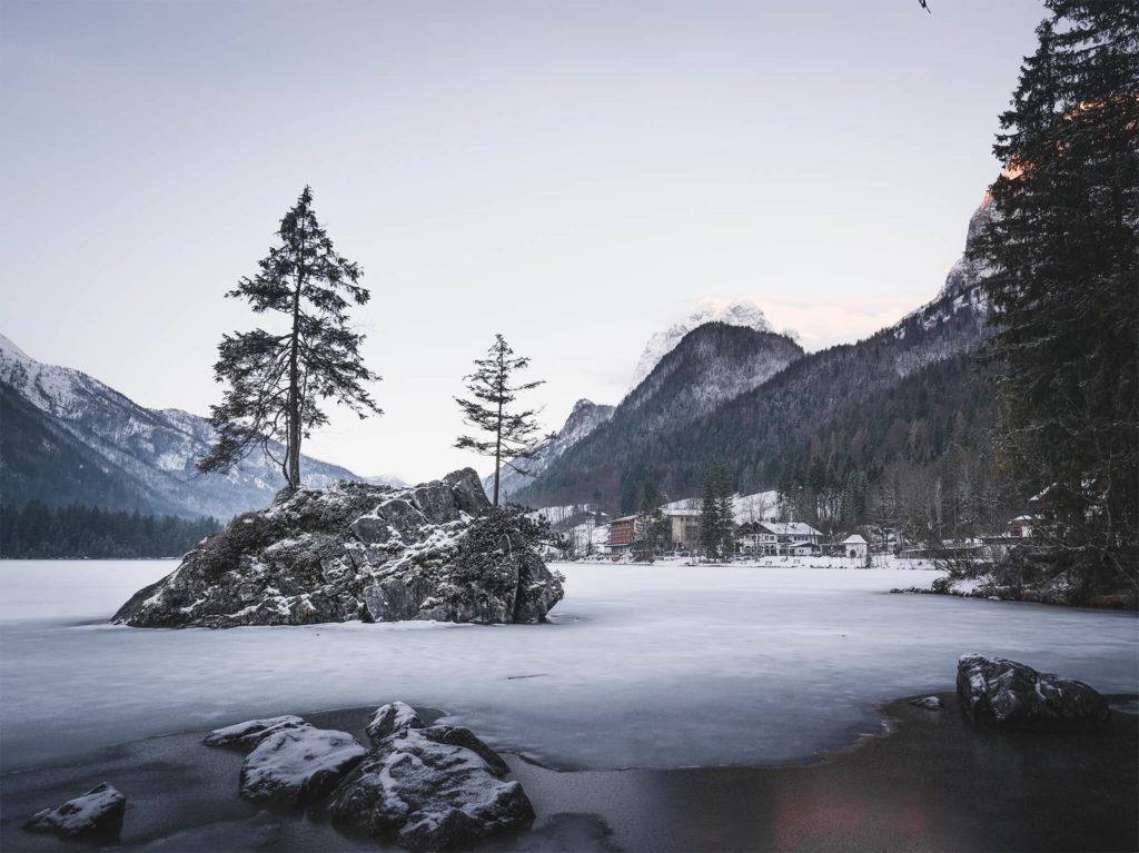 bayern-berchtesgaden-allgäu-wandern-hintersee