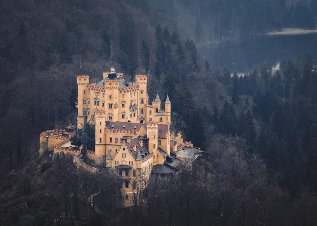 castle-hohenschwangau-herrenchiemsee-linderhof-nymphenburg