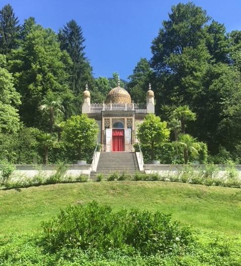 maroccan-house-haus-sultan-africa-afrika-summer-green-sommer-gruen-abend-afternoon-village-dorf-tree