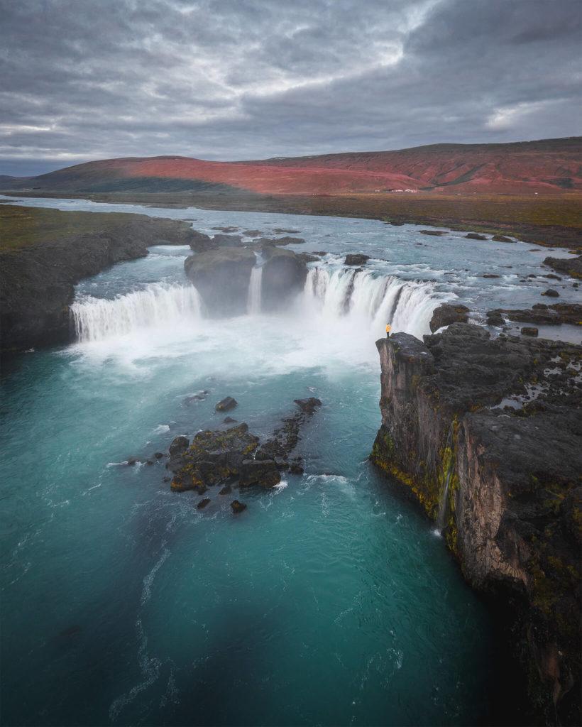 diamond-circle-godafoss-waterfall-island