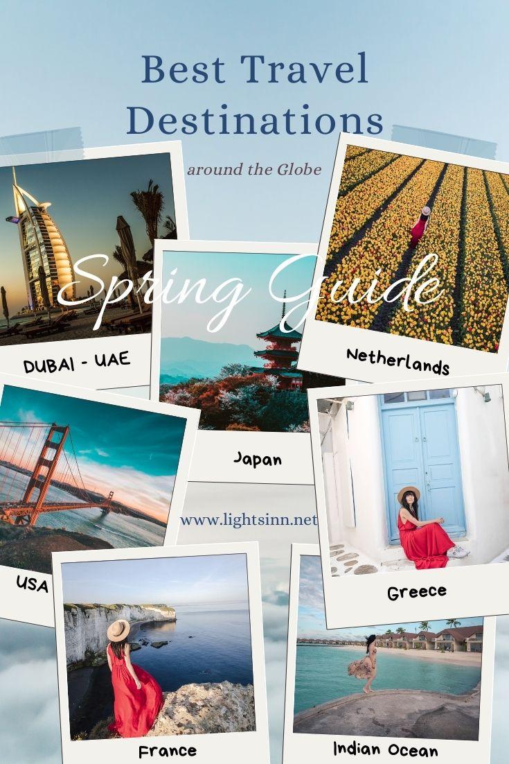 spring-travel-destination-usa-europe-asia-africa